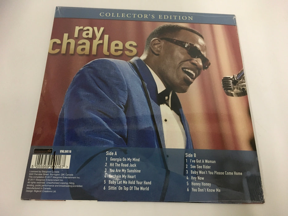 Ray Charles Collector's Edition Vinyl