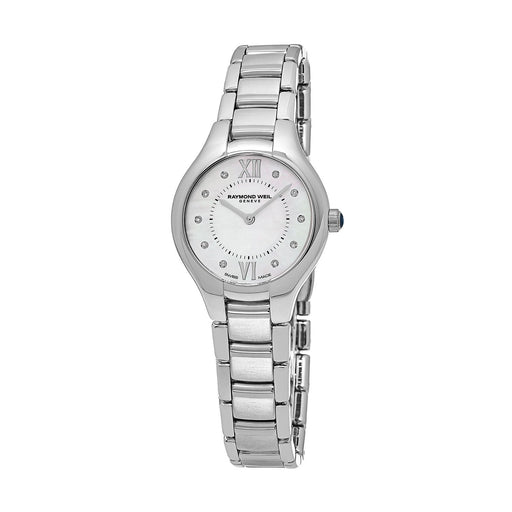 Raymond Weil Noemia Mother of Pearl Dial Ladies Watch 5127-ST-00985-Ladies Watch-Raymond Weil-Big Box Outlet Store