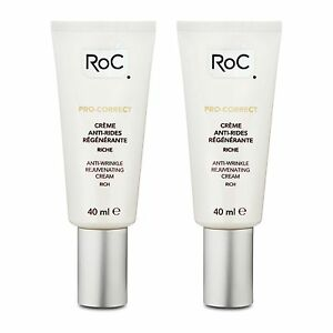 RoC Pro-Correct Anti-wrinkle Cream (2-Pack) [40ml]