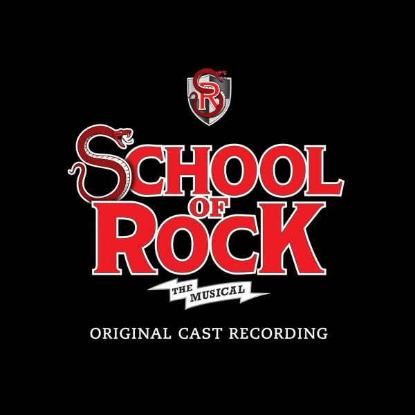 School of Rock - The Musical (Original Cast Recording) (Vinyl)