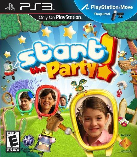 Start the Party (Motion Control) - Playstation 3-Video Game-Sony-Big Box Outlet Store