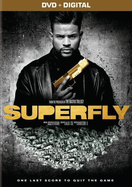 Superfly [DVD] [2018]