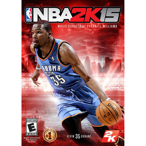 2K Take-Two NBA 2K15 (PC)