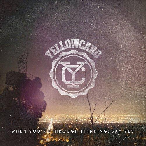 When You're Through Thinking Say Yes (Vinyl)-Vinyl Record-Yellowcard-Big Box Outlet Store