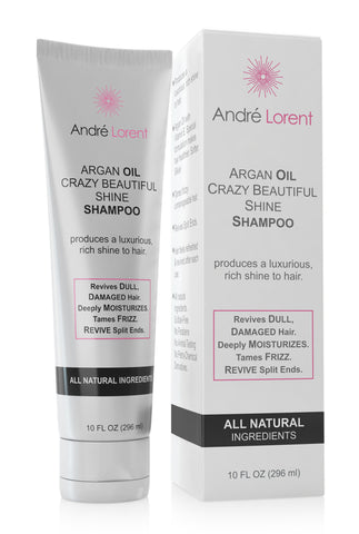 Argan Oil Shampoo by Andre Lorent, 10 oz.