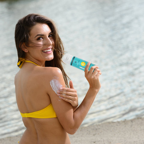 Daily Rehydrating Anti Aging Sunscreen - With Sundrisol7™