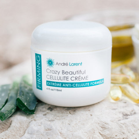 Crazy Beautiful Cellulite Cream by André Lorent