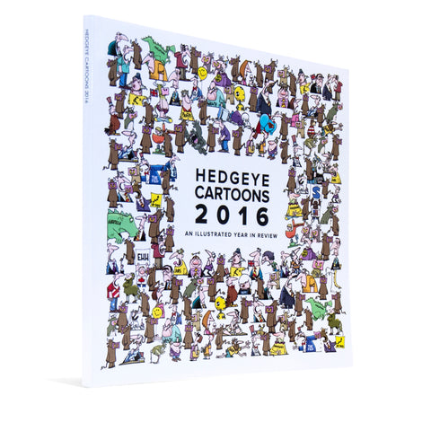 2016 Cartoon Book
