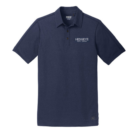 Hedgeye Polo (Blue)
