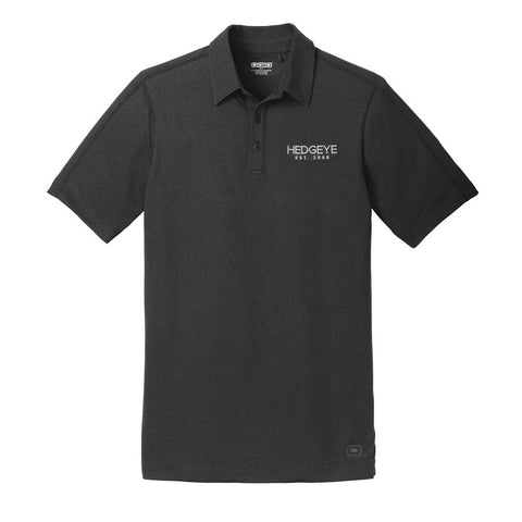 Hedgeye Polo (Black)