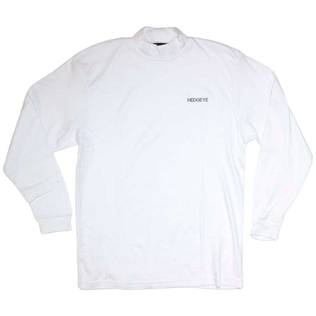 Long Sleeve Mock Hedgeye Turtleneck