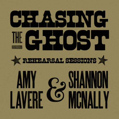 Chasing the Ghost Rehearsal Sessions (2012)