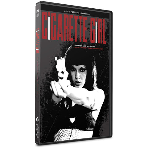 Cigarette Girl Limited Edition Package (2014)