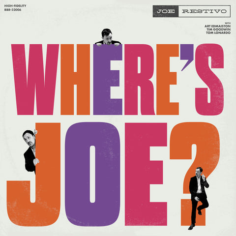 Where's Joe? (Presale)