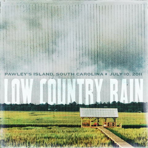 Low Country Rain (1-hour recording)