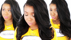 SEW IN BARREL CURLS HAIRSTYLE with mrs rutters hair hairstylist breanna rutter
