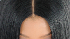 Lace Closure Sew in NO LEAVE OUT