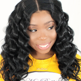Luxury Lace Closure Wigs