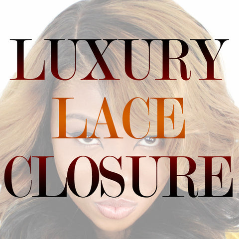 Luxury Virgin Lace Closure