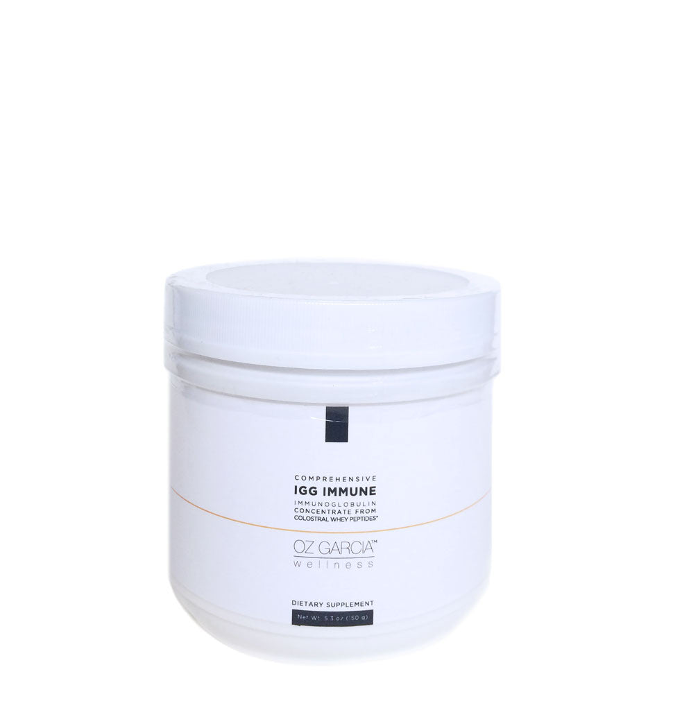 <strong>IgG Immune Powder</strong> <br/><br/><span style='font-weight:400;font-size:13px;'>Immunoglobulin Concentrate</span>