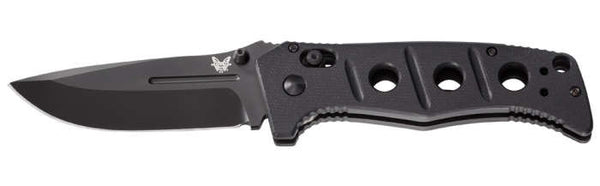 BENCHMADE ADAMAS, TACTICAL/MILITARY FOLDING KNIFE 275BK