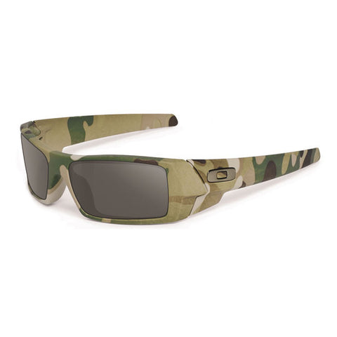 OAKLEY 53-083 STANDARD ISSUE GSACAN TACTICAL SUNGLASSES MULTICAM FRAME/WARM GREY LENS