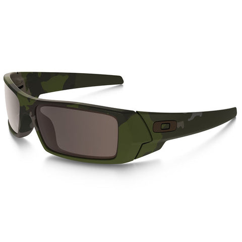 OAKLEY OO9014-10 SI GASCAN TACTICAL SUNGLASSES MULTICAM TROPIC FRAMES/WARM GREY LENSES