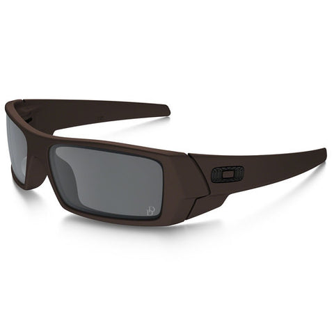 OAKLEY OO9014-2160 STANDARD ISSUE GASCAN DANIEL DEFENSE TACTICAL SUNGLASSES  CERAKOTE MIL-SPEC FRAME/BLACK IRIDIUM LENS