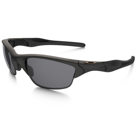 OAKLEY OO9144-11 STANDARD ISSUE HALF JACKET 2.0 TACTICAL SUNGLASSES MATTE BLACK FRAME/GREY LENS