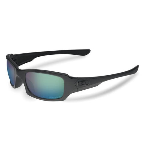 OAKLEY OO9238-15 STANDARD ISSUE FIVES SQUARED PRIZM MARITIME POLARIZED