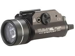 Streamlight 69264 TLR-1 HL Weapon Mount Tactical Flashlight Light 800 Lumens with Strobe