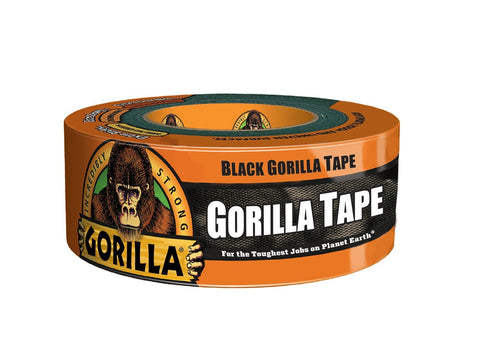 Gorilla Tape 1.88 In. x 35 Yd., One Roll,Black