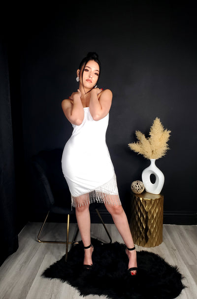 Moon Diamond Mini Dress
