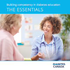 Building Competency in Diabetes Education: the Essentials (5th Ed.)
