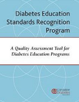 Diabetes Education Standards Recognition Program Manual