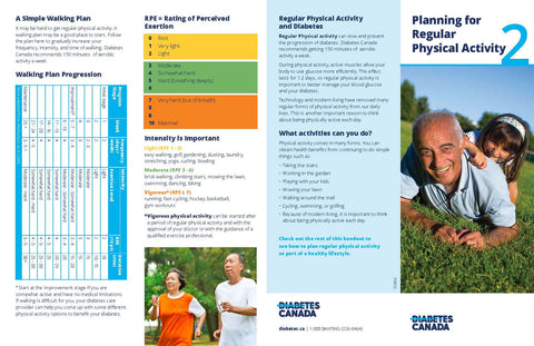 Physical Activity - Planning for it