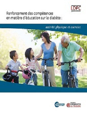Building Competency in Diabetes Education: Physical Activity and Exercise (French)