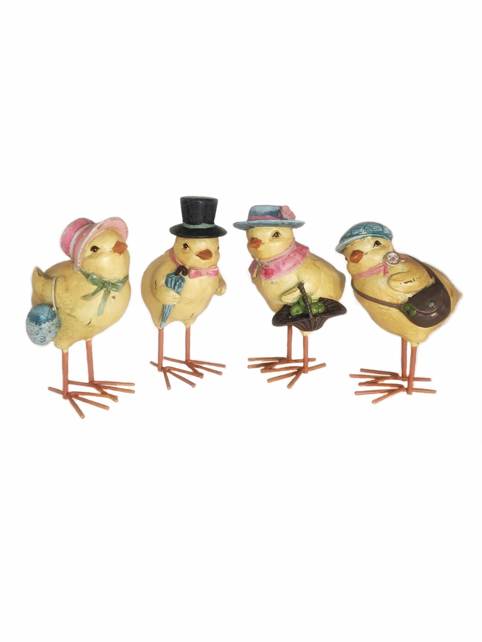 Easter Chick Family Easter Decoration - Summit Arbor