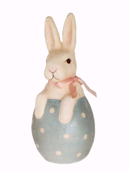 Beryl Bunny In Egg Easter Decoration - Summit Arbor
