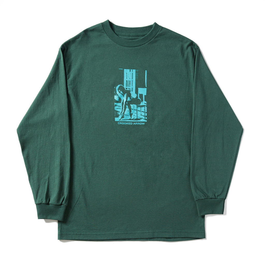 Getting Dressed Forest Long sleeve