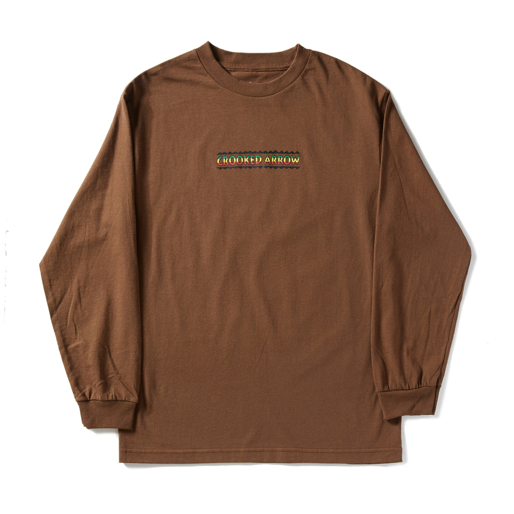 Cool Runnings Coffee Long Sleeve