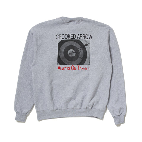 Always On Target Champion Grey Crew