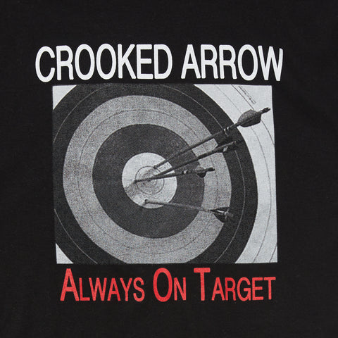 Always On Target Black