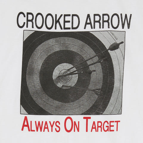 Always On Target White
