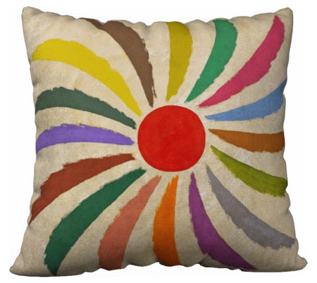 Pillow design Day Spin