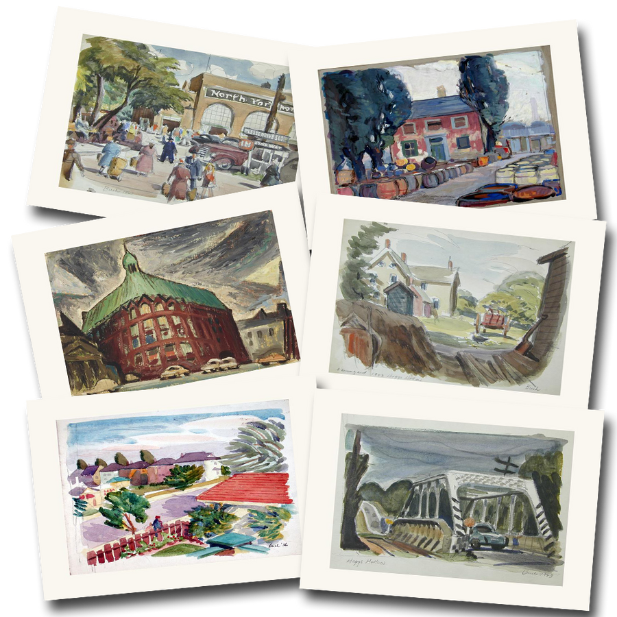 Post Card Pack - All 6 Styles