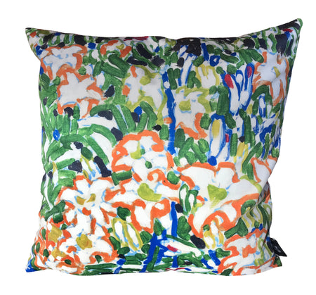 Pillows Lilies by David Milne
