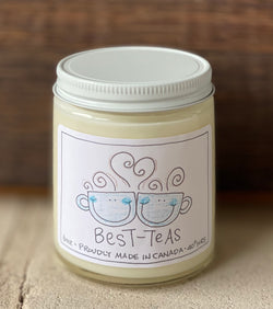 Best Friend Candle  Earl Grey & Bergamot