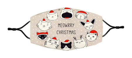 Cat Meowwry Christmas