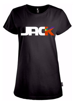"""CROSS UNDER""  JACK LOGO BLACK"